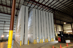 XTend Mobile High-Bay Shelving Systems