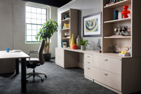 Lateral File Cabinets in the Workplace