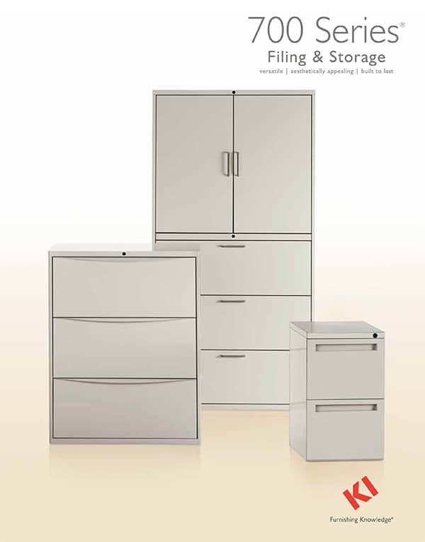 Lateral Filing Cabinets Brochure